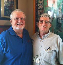 Charley Leaumont & Tim Pierre