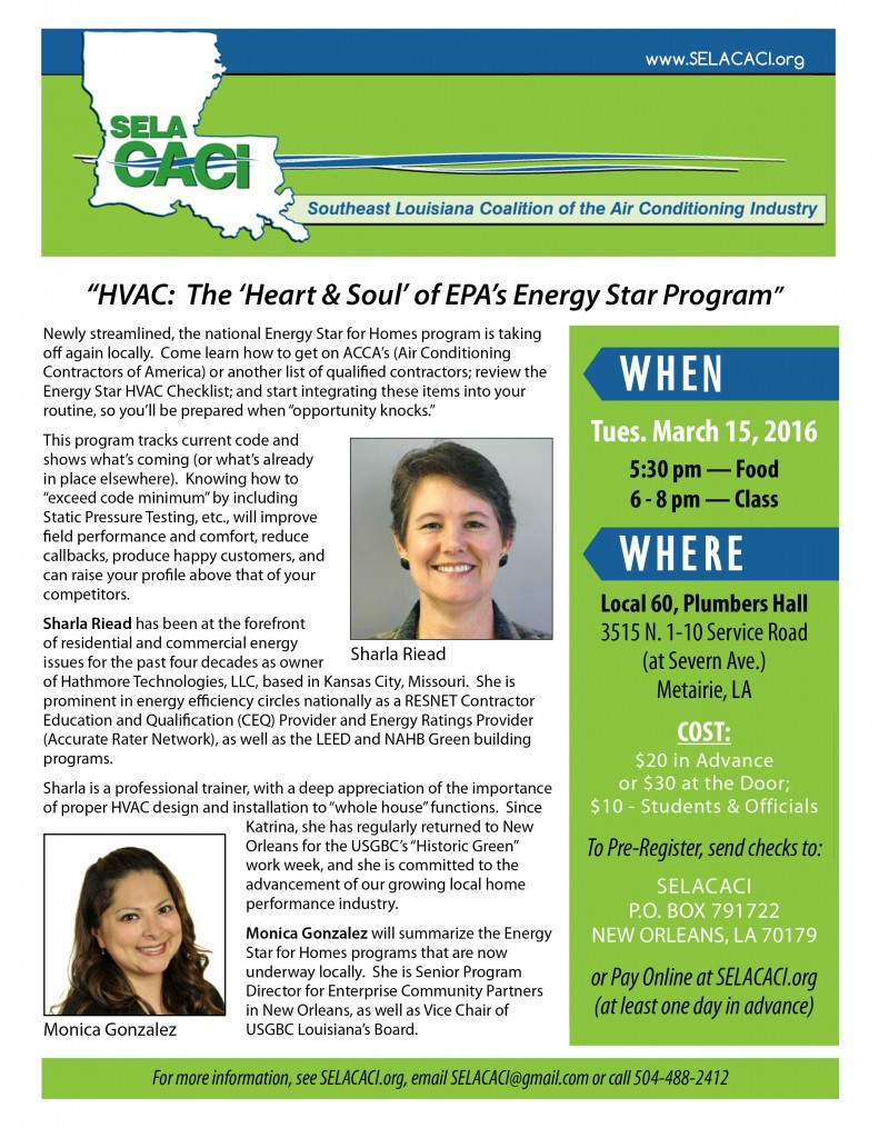 """HVAC: The 'Heart & Soul' of EPA's Energy Star Program"""